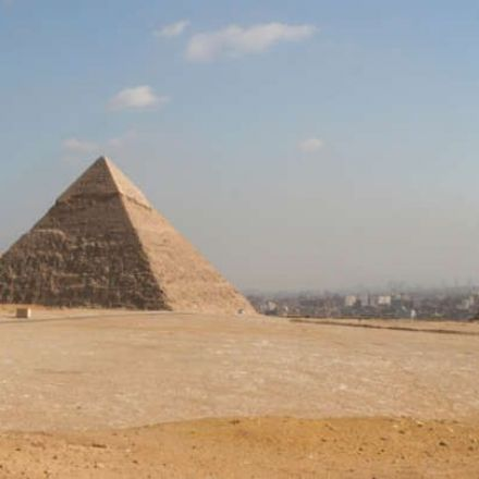 Ancient Papyrus Reveals How The Great Pyramid Of Giza Was Built