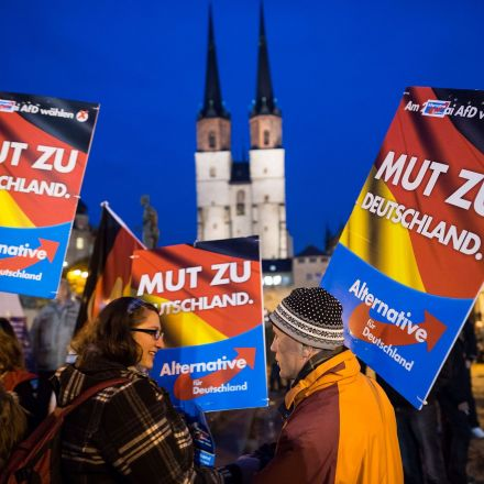 Far-right group set to become 'Germany's third largest political party'