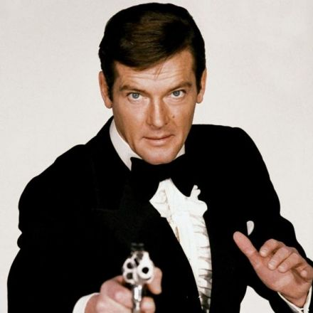 A Tribute To Sir Roger Moore, My First James Bond.