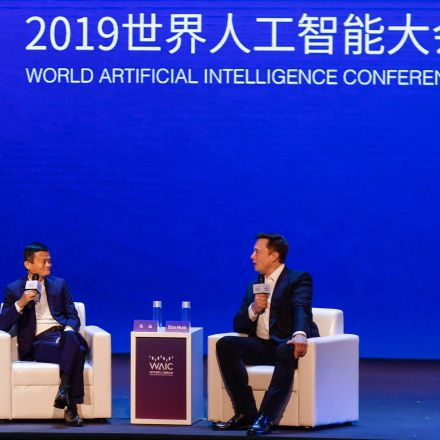 Jack Ma: A.I. could give us 12-hour work weeks