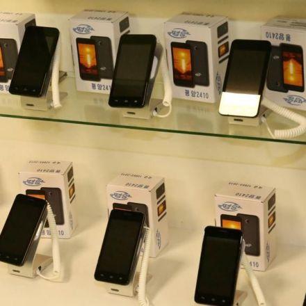 Smartphones continue to change North Korean society