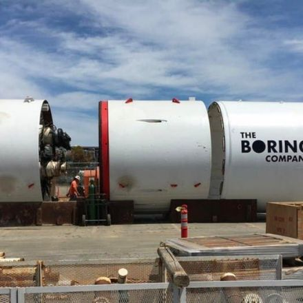 Elon Musk Says Boring Company Will Offer Free Rides to the Public This Year