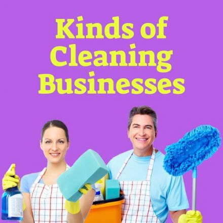 Kinds of Cleaning Businesses - Everyday Cleaning Melbourne