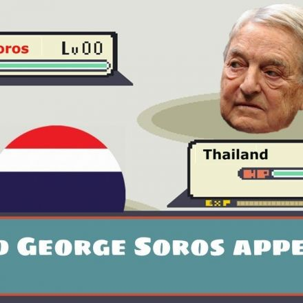 Why Republicans Hate George Soros