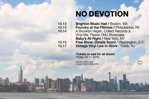American Schedule for No Devotion