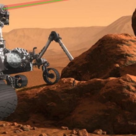 The rover that will store rock samples on Mars