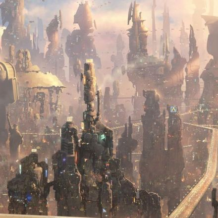 From self-driving cars to Zoomtubes: an expert imagines the evolution of transport in Mega City One