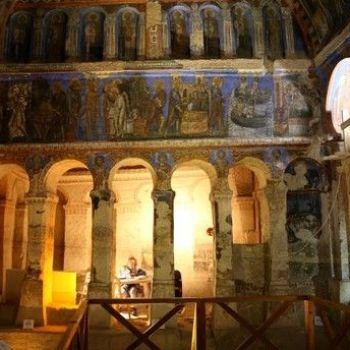Turkish and Italian experts restore Cappadocia's 1,000-year-old Tokalı Church