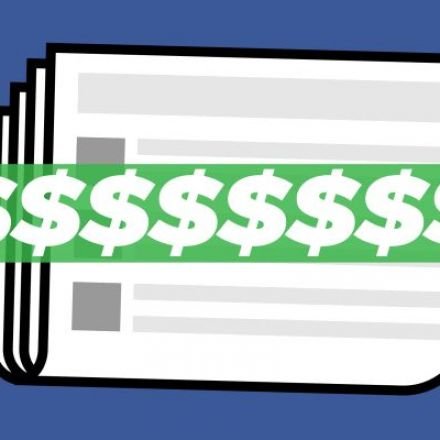Facebook may begin testing a paywall for selected media stories as soon as October