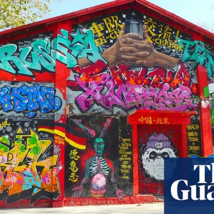 Great walls of China: Beijing's burgeoning graffiti scene – in pictures