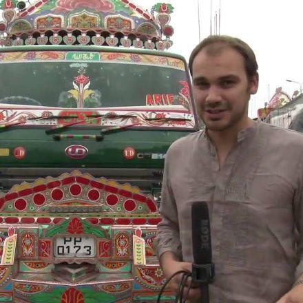 Truck Painting in Karachi