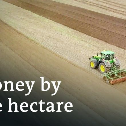 Billions for European farms