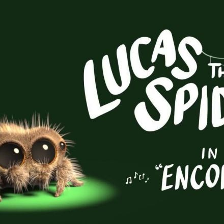 Lucas the Spider - Encore