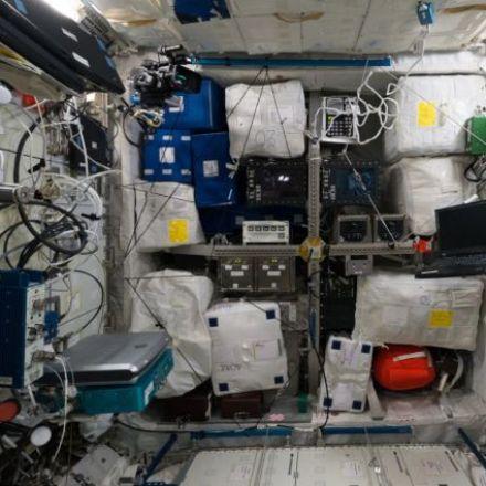 ISS Virtual Tour 0.8