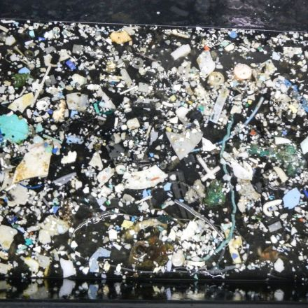 Great Pacific Garbage Patch weighs more than 43,000 cars and is much larger than we thought