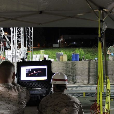 "US military builds barracks using ""world's largest"" 3D printer"