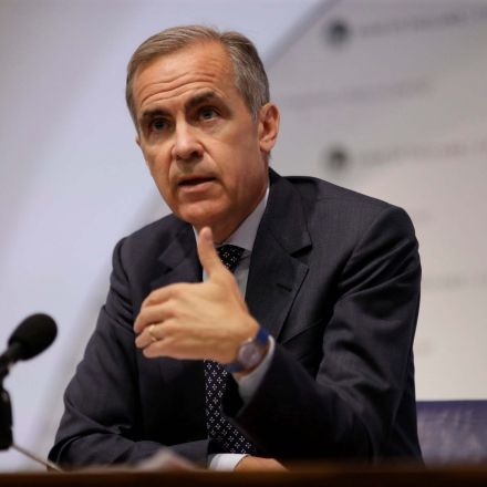 Climate change could render assets 'worthless', Bank of England governor warns