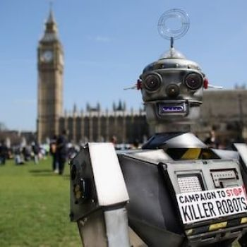 Prepare for rise of 'killer robots' says former defence chief