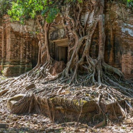 How Bad Karma and Bad Engineering Doomed an Ancient Cambodian Capital