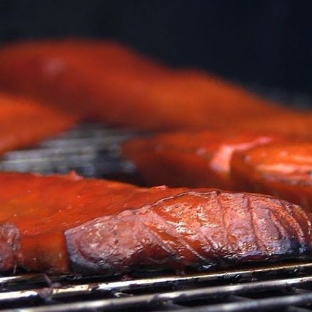 Smoked foods are tastier, less harmful with a tip from the auto industry