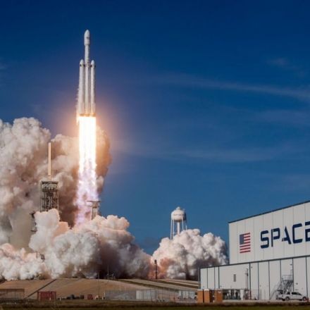 Elon Musk, Jeff Bezos and the new race for space