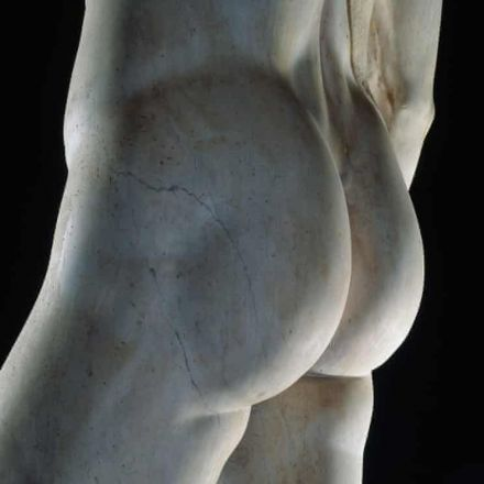 'It took genius to chisel these buttocks' – the top 10 bottoms in art, chosen by our critic