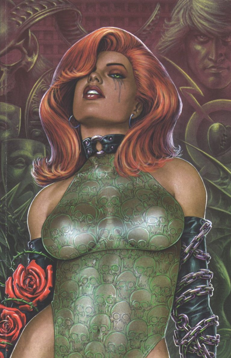 Lucifer's Halo Trade Paperback