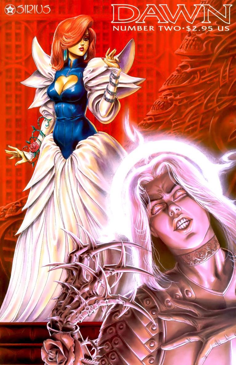 Lucifer's Halo #2