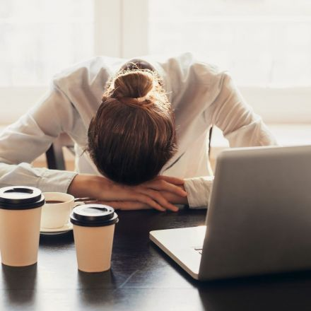 Don't Panic, but Researchers Have Discovered That Stress is Contagious