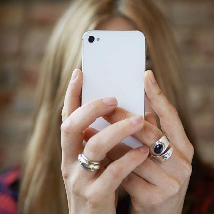 Your Kids Think You're Addicted to Your Phone