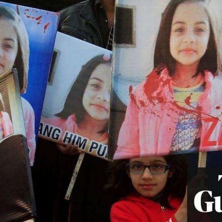 Pakistan celebrities break taboo to reveal child sexual abuse