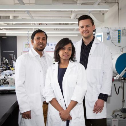 Nano-thin flexible touchscreens could be printed like newspaper