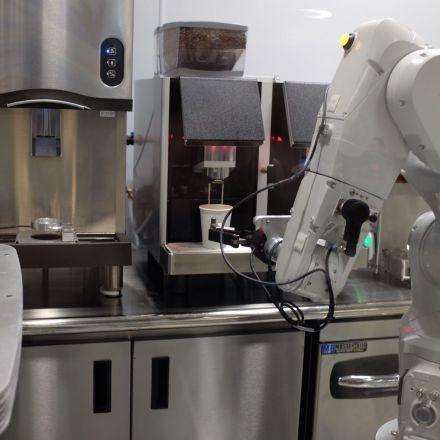 Are robots better baristas? Berkeley's Bbox café thinks so