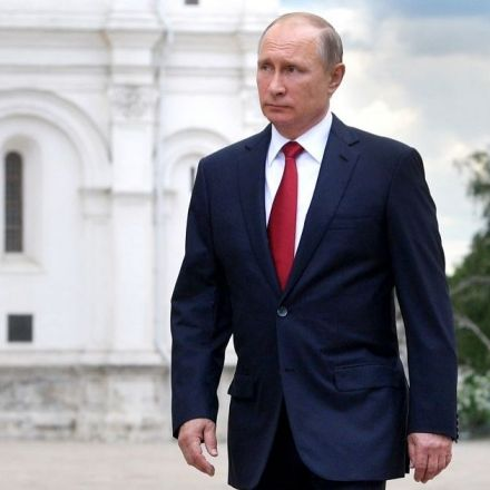 Putin claims it's his 'duty' to stop gay weddings so people can have babies