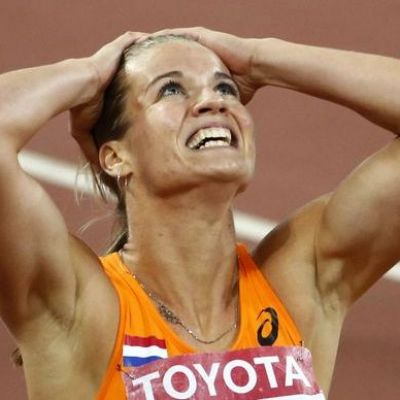 Schippers wins 200 meters gold at world championships