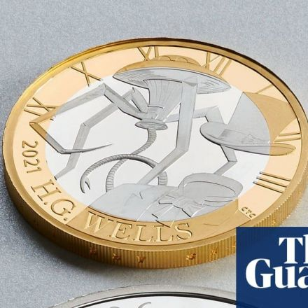 HG Wells fans spot numerous errors on Royal Mint's new £2 coin