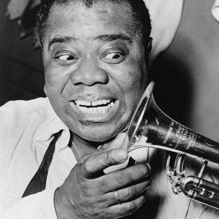Louis Armstrong asked Richard Nixon to carry his bags through customs.