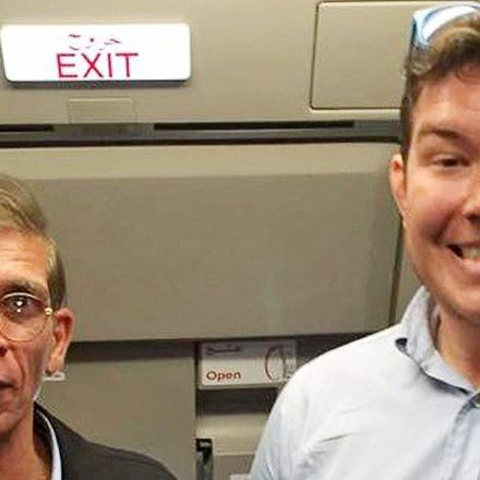 Italian passenger on hijacked EgyptAir plane tells of 'selfie' disbelief