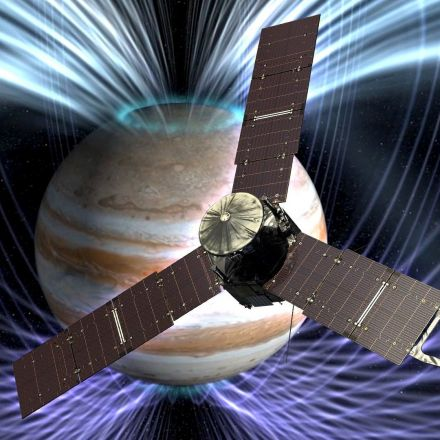 Exploring Jupiter's Magnetic Field