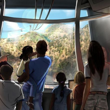 Warner Bros. wants to build a $100-million aerial tramway to the Hollywood sign