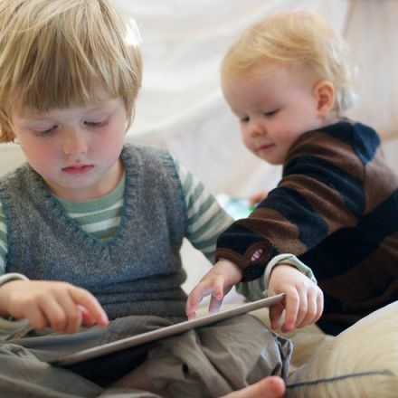 Your Kid's Apps Are Crammed With Ads