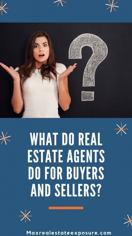 Learn the roles of a real estate agent both as a buyer's and seller's agent.