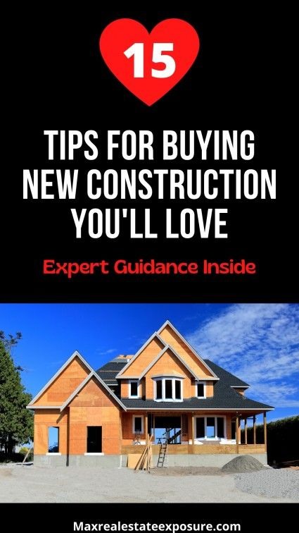 Helpful tips when you will be purchasing a new home.