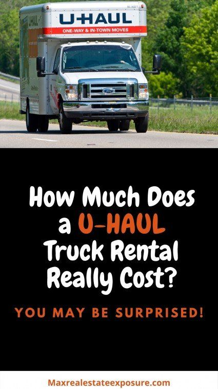 Learn everything you need to know about U-haul pricing.