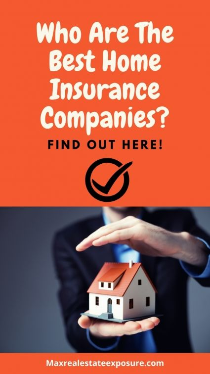 Who are some of the best home insurance companies?