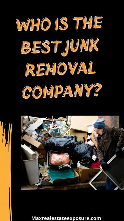Who are the best junk hauling companies?