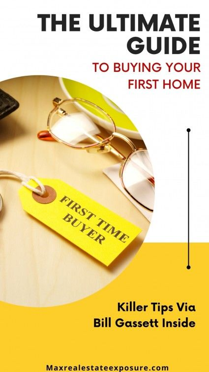 Essential things first time home buyers should know before making their first property purchase.