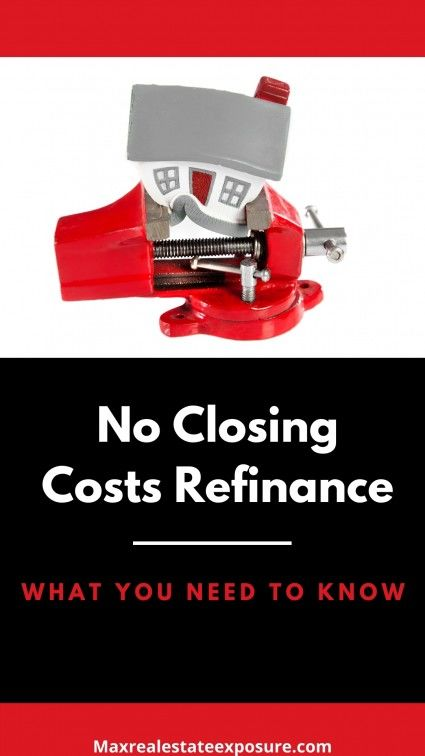 Does it make sense to have a no closing cost refinancing of your mortgage?