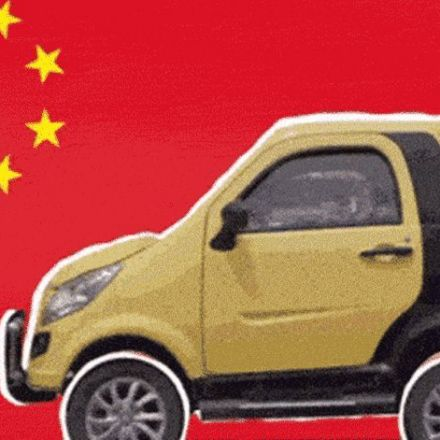 China's Giant Market for Really Tiny Cars