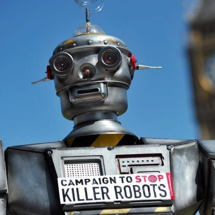 Killer robots 'no longer the stuff of science fiction' warns expert at UN talks